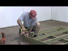 build a shed ramp youtube 2013 mini projects pinterest
