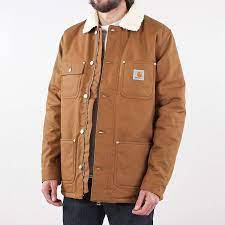 104 Carhart On Sale T Wip Fairmount Coat Hamilton Brown Urban Industry