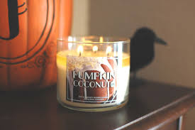 Pumpkin Waffle Candle by The Redolent Mermaid Bath And Body Works Pumpkin Coconut Candle