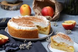 apfel quark kuchen mit zimt fräulein meer backt apfel