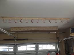 garage door fishing rod holder 30 000 garage door repair