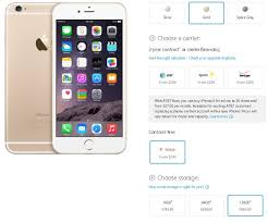 Apple iPhone 6 Plus contract free prices are out $949 for 128GB
