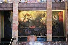 Famous Mexican Mural Artists by Mexican Muralism Wikipedia
