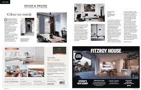 100 Houses Magazine Online News Fiona Lynch Interior Design Office Melbourne