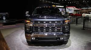 100 New Chevy Truck 2020 Silverado HD Unveiled Getting V8 And Gearbox