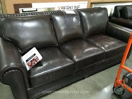 Costco Home Theater Seating Leather Sofa Recliner Furniture Sofa