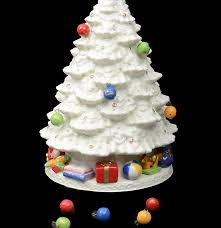 Small Fiber Optic Christmas Trees by Avon Fiber Optic Christmas Tree Music Box Ebth