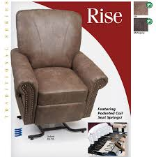 Lift Chairs Recliners Covered By Medicare by Golden Technology Oxford Traditional Style Power Lift Chair