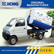 China XCMG Official Manufacturer 1-1.5t Xzj5020zxx Garbage Trucks ...