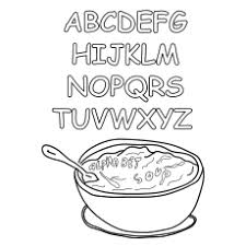 Alphabet Coloring Pages Your Toddler Will Love