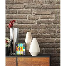 steintapete vlies grau beige natur stein schöne edle tapete im steinmauer design moderne 3d optik für wohnzimmer schlafzimmer oder küche inkl