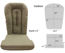 Cheap Glider Rocker Replacement Cushions, Find Glider Rocker ... Glider Rocker Chair Fniture Rocking And Ottoman New Ottomans Indoor Cushions Replacement Cushion Sets Woven Rope Century Modern At 1stdibs Magnificent Walmart For Fabulous Home Black Leatherette Recling Wottoman Etsy Gliding 2 Graco Nursery 1472 X Inspiring Sofa Design With Ideas Inspirational Chairs And Gliders Unique Marvelous Awesome