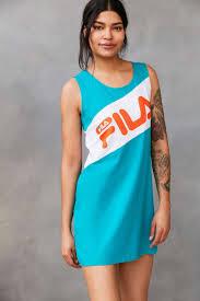 FILA X Urban Outfitters Alissa Color Block Dress