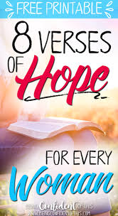 These Verse Of Hope Will Encourage You To Keep Persevering Even When Life Gets Tough