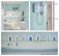 how to create a modern coastal theme for a contemporary home