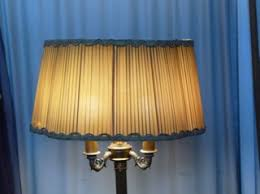 Stiffel Lamp Shades Cleaning by Lamps Restored