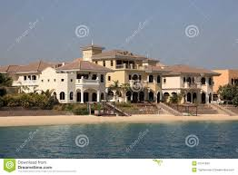 100 Villa In Dubai Beachside S In Stock Photo Image Of Jumeirah