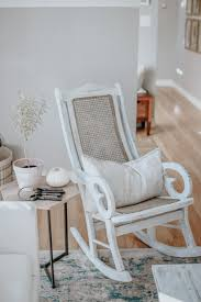 Painted Cane Rocking Chair | White Picket Farmhouse - My ... Modern Old Style Rocking Chair Fashioned Home Office Desk Postcard Il Shaeetown Ohio River House With Bedroom Rustic For Baby Nursery Inside Chairs On Image Photo Free Trial Bigstock 1128945 Image Stock Photo Amazoncom Folding Zr Adult Bamboo Daily Devotional The Power Of Porch Sittin In A Marathon Zhwei Recliner Balcony Pictures Download Images On Unsplash Rest Vintage Home Wooden With Clipping Path Stock