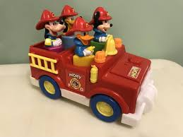 100 Mickey Mouse Fire Truck Find More Friends Shape Sorter For Sale At