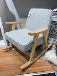 SMALL GREY ROCKING CHAIR White Child Toddler Small Rocking Chair In Dawlish Devon Gumtree Rocking Chair For Small Spaces Chairs Antique Gustav Stickley W4168 Heirloom With Cushions Mller Living Rocker Takestop Set Of 2 Wooden 15 Cm Decoration Best Glider Recliner Nursery Childs Bentwood C1920