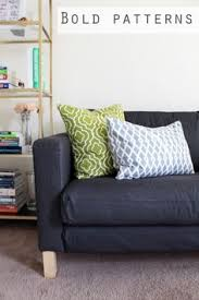 Karlstad Sofa Leg Hack by Ikea Sofa Hack Using Home Depot Midcentury Legs From