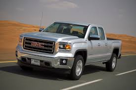 GMC Pressroom - Middle East - 2014 Sierra Light Duty