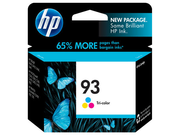 HP 93 Ink Cartridge - Tri Color