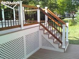 Metal Deck Skirting Ideas by 35 Best Decking U0026 Patios Images On Pinterest Deck Patio Deck