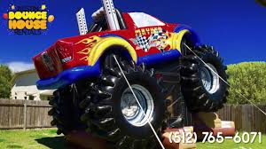 Austin Bounce House Rentals - Introducing The Monster Truck Combo ... The Million Dollar Monster Truck Bling Machine Youtube Bigfoot Images Free Download Jam Tickets Buy Or Sell 2018 Viago Show San Diego Ticketmastercom U Mobile Site How Trucks Mighty Machines Ian Graham 97817708510 5 Tips For Attending With Kids Motsports Event Schedule Truck Wikipedia Just Cause 3 To Unlock Incendiario Monster Truck Losi 15 Xl 4wd Rtr Avc Technology Rc Dubs Sale Dennis Anderson Home Facebook