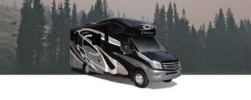 Compact Diesel RV Powered By Mercedes BenzR