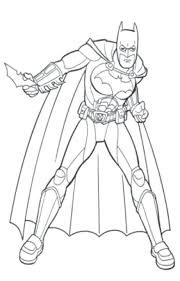 Batman Coloring Pages Printable Lego Free And Robin 2 Large Size