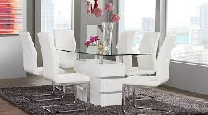 Affordable Colorful Dining Room Sets Red Blue Green Gray Etc