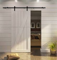 AUSTIN - Sliding Barn Door Hardware Amazoncom Hahaemall 8ft96 Fashionable Farmhouse Interior Bds01 Powder Coated Steel Modern Barn Wood Sliding Fascating Single Rustic Doors For Kitchens Kitchen Decor With Black Stool And Ana White Grandy Door Console Diy Projects Pallet 5 Steps Salvaged Ideas Idea Closet The Home Depot Epbot Make Your Own Cheap