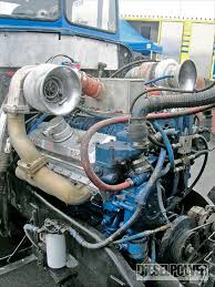 100 Diesel Truck Engines West Coast Customs Big Rig Show Detroit Engine Photo 15 Big