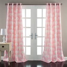 Lush Decor Curtains Canada by Rod Pocket Curtains U S U0026 Canada Jollylifestyle Com