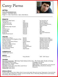 Actors Resume - Barraques.org Acting Resume Format Sample Free Job Templates Best Template Ms Word Resume Mplate Administrative Codinator New Professional Child Actor Example Fresh To Boost Your Career Actress High Point University Heres What Your Should Look Like Of For Beginners Audpinions Rumes Center And Development Unique Beginner 007 Ideas Amazing How To Write A Language Analysis Essay End Of The Game