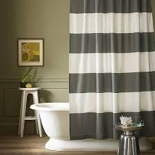 badezimmer vorhang schöne muster und farben im bad