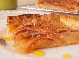tarte aux fraises pate feuilletee tarte aux pommes à la pâte feuilletée le cuisine de
