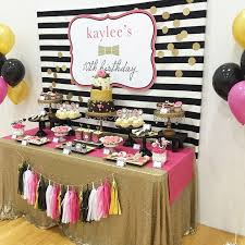 43 best black gold and white party theme images on pinterest