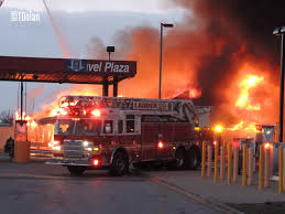 100 Flying J Truck Stop Near Me Fire Scene Photos Fire At Indianapolis