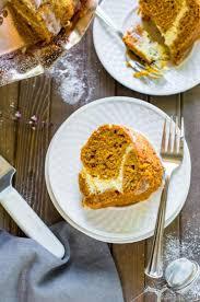 Smitten Kitchen Pumpkin Marble Cheesecake by Pumpkin Bundt Cake With Cheesecake Swirl Recipe Chefdehome Com