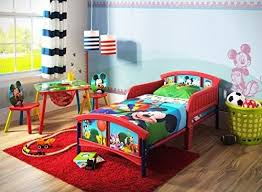 mickey mouse clubhouse toddler bed disney childrens bedroom