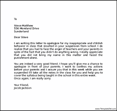 Example Apology Letter To Customer apology letter customer for