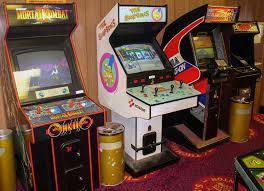 Mortal Kombat Arcade Cabinet Plans by Hunstanton Retro Arcade