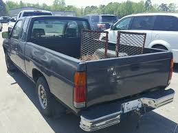 100 1991 Nissan Truck King For Sale At Copart Mocksville NC Lot 31998788