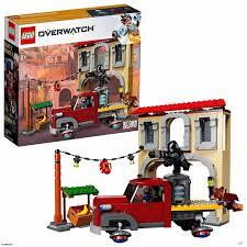 100 How To Build A Lego Fire Truck LEGO Overwatch Dorado Showdown 75972 BRND NEW Trade Me