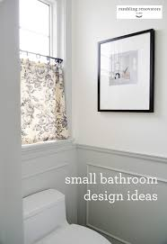 Small Bathroom Design Ideas - Rambling Renovators Bathroom Remodel Ideas Pictures Beautiful Small Design App 6 Minimalist On A Budget Innovate Unforeseen Best Designs For Bathrooms Half In Varied Modern Concepts Traba Homes Gorgeous Renovation Youtube Choose Floor Plan Bath Remodeling Materials Hgtv Lx Glazing Nyc For Home Lifestyle Knowwherecoffee Blog 21 Unique Shower Bathroom 32 And Decorations 2019 Midcityeast