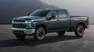 100 Chevy Hybrid Truck 2020 Silverado HD Unveiled Getting New V8 And Gearbox