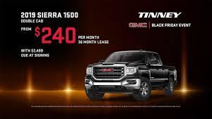 100 Lease Truck Deals 2019 GMC Sierra 1500 Limited Tinney Automotive Black