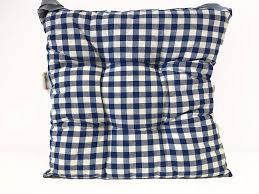 Tropik Home Comfortable Seat Pads, Garden Kitchen Dining Chair Cushions Tie  On (Gingham Blue) Christmas Lunch Laid On Farmhouse Table With Gingham Tablecloth And Rustic Country Ding Room With Wooden Table And Black Chairs 100 Cotton Gingham Check Square Seat Pad Outdoor Kitchen Chair Cushion 14 X 15 Beige French Lauras Refresh A Beautiful Mess Bglovin Black White Curtains Home Is Where The Heart Queen Anne Ding Chairs Painted Craig Rose Pale Mortlake Cream Laura Ashley Gingham Dark Linen In Cinderford Gloucestershire Gumtree 5 Top Tips For Furnishing Your Sylvias Makeover Emily Henderson